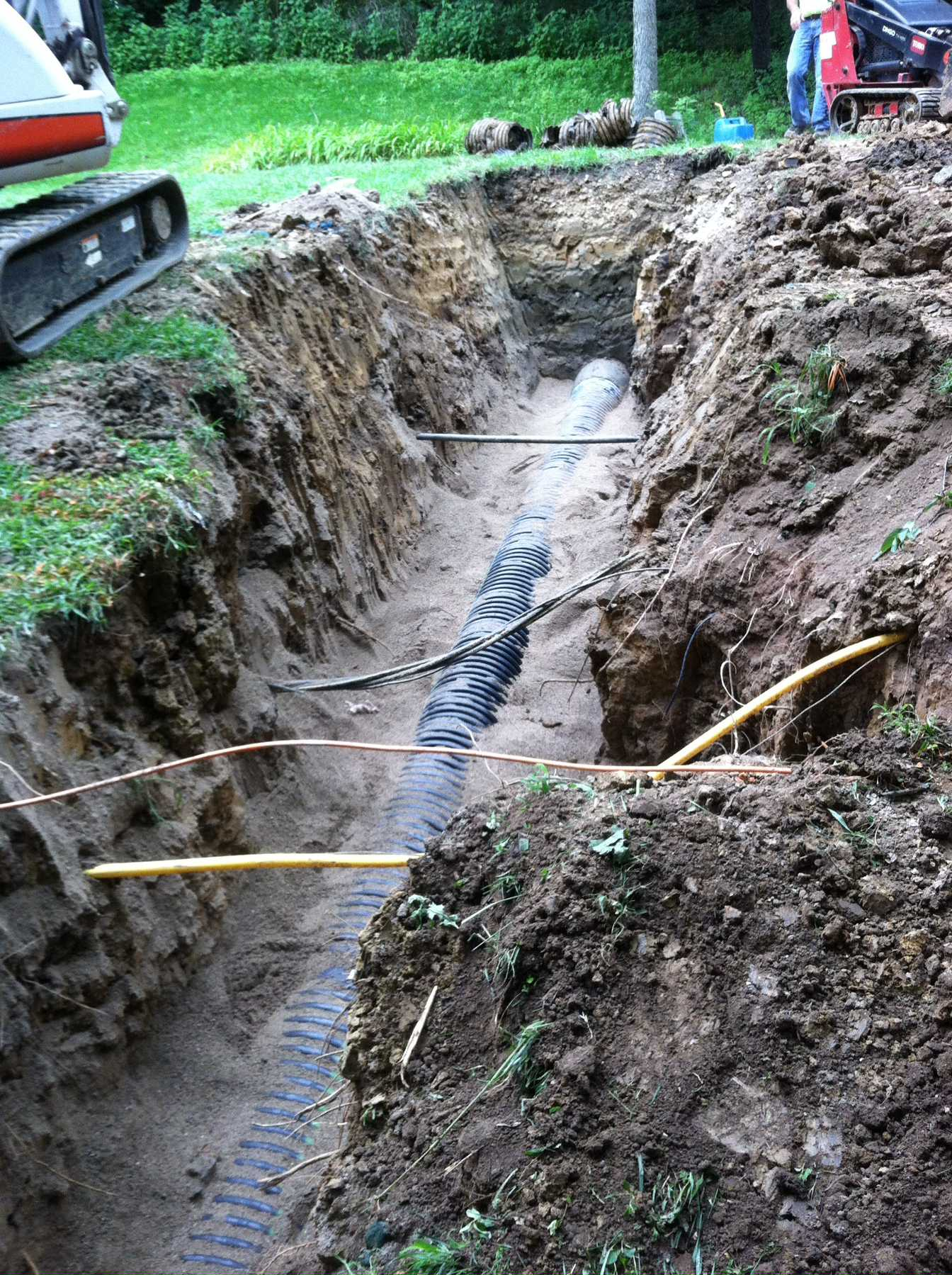 Pipe Culvert Lining : Culvert pipes tischbein co inc